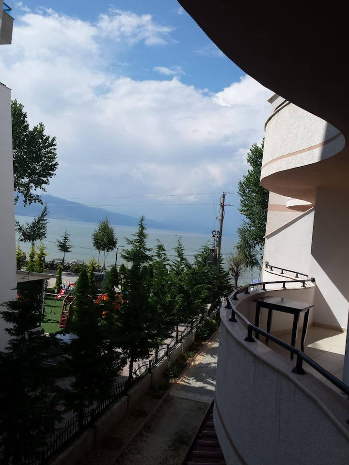 Pogradec holiday apartment