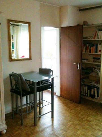 Stilvolle Wohnung in gutem Viertel! - Hamburg - Apartment