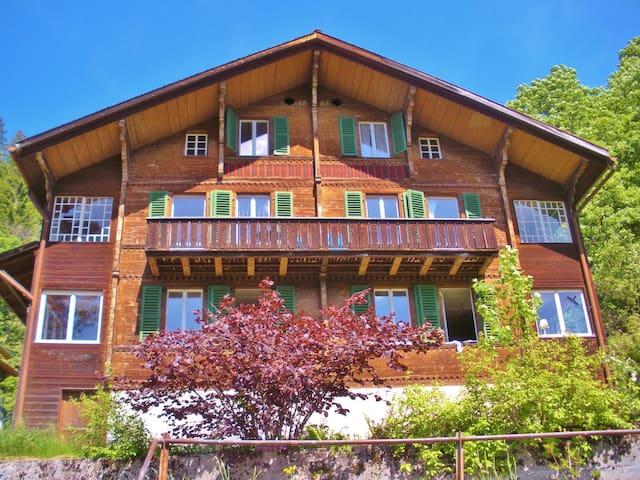 WENGEN SKI CHALET - 3' to ski lift  - Wengen - Apartment