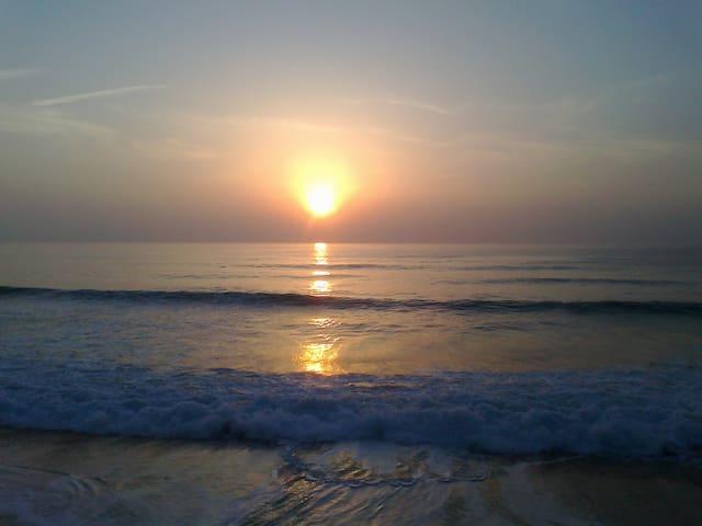 Casa Férias  Praia da Areia Branca - Lourinhã
