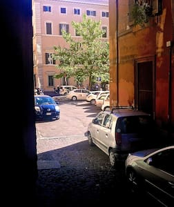 Spacious room in the heart of Rome