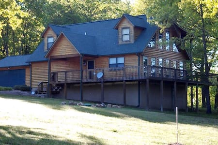 Lakeview Home in Mark Twain Forest - House