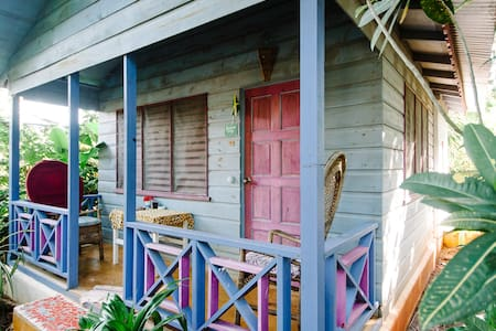 Banana's Garden-Coconut Cottage  - Negril