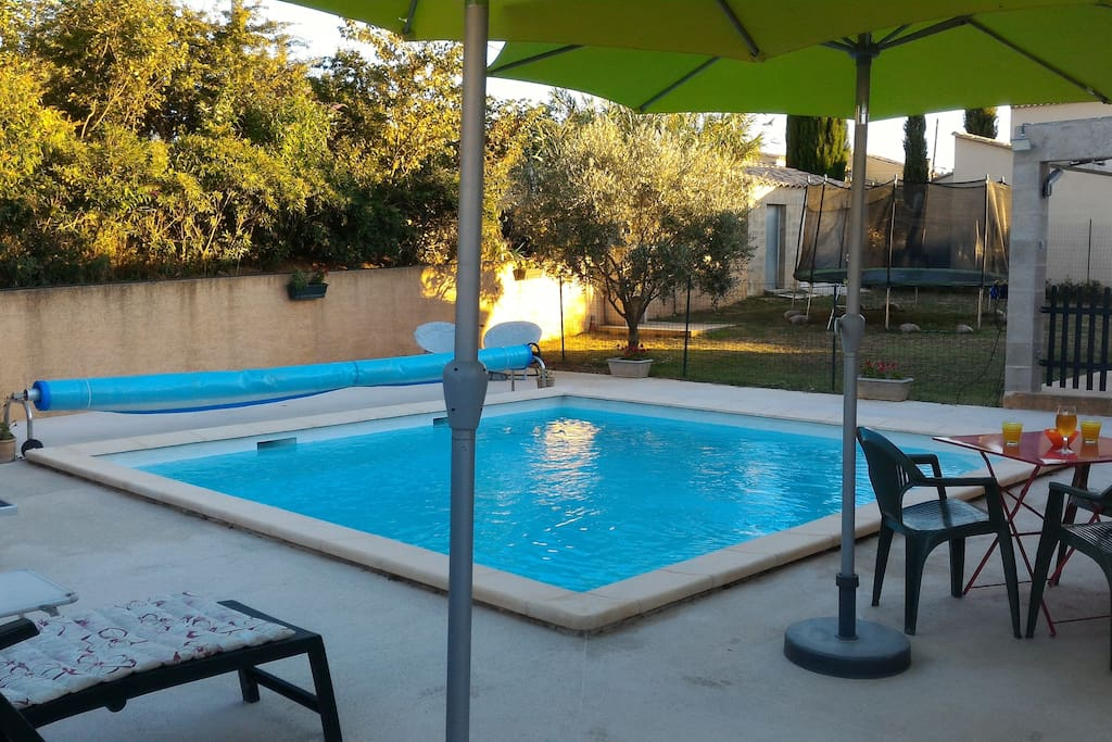 Suite tr s spacieuse avec piscine villas for rent in for Suite avec piscine