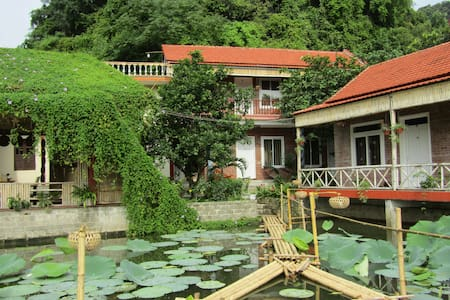 Ninh Binh Mountain Side Homestay - Free Bike.