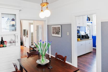 2BD Bernal Home w/Sweeping SF View