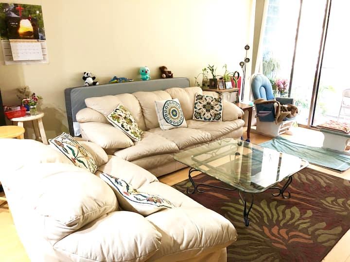 Master Bedroom Suite in Albany Condo