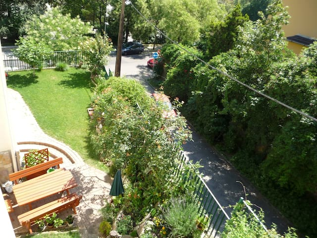 Hillside villa Castle Hill view - Budapest - Apartment
