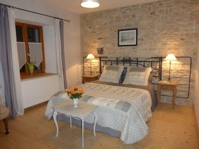Chambre d'hôtes de Béred Vuillemin - Baume-les-Dames - Bed & Breakfast