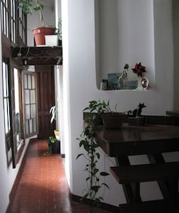 Room in the Heart of San Telmo - Daire