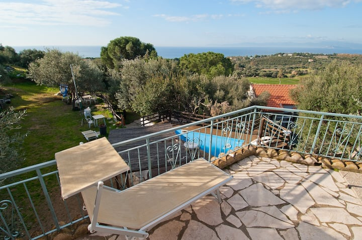 Casa Porcella supervilla /incredible view Sardinia
