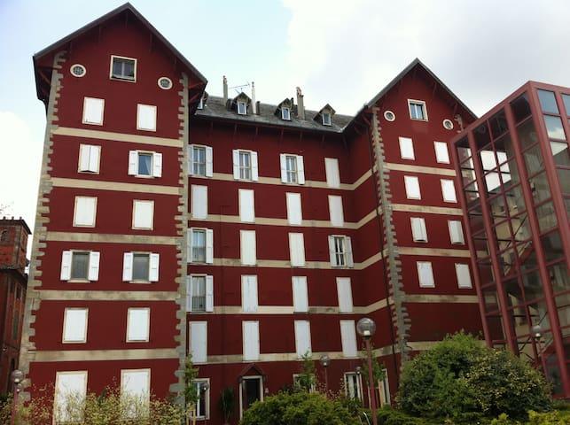 Grazioso appartamento in elegante palazzo d'epoca