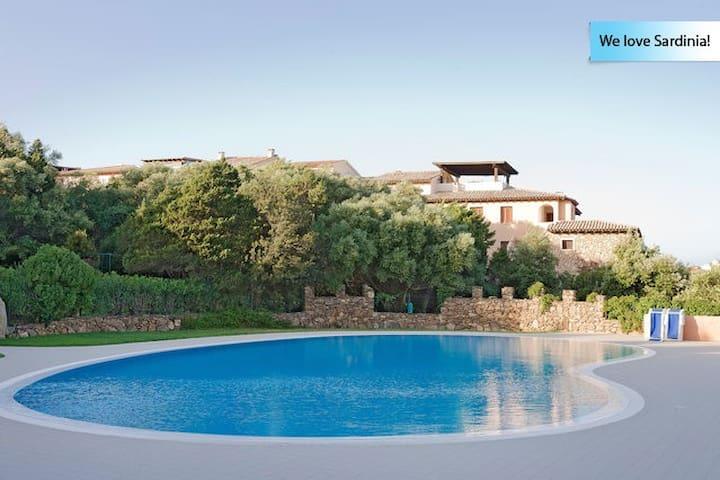 NEW DELUXE APT IN PORTO ROTONDO #2 - Porto Rotondo - Apartment