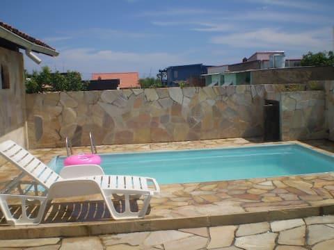Casa aconchegante Cordeirinho - Maricá