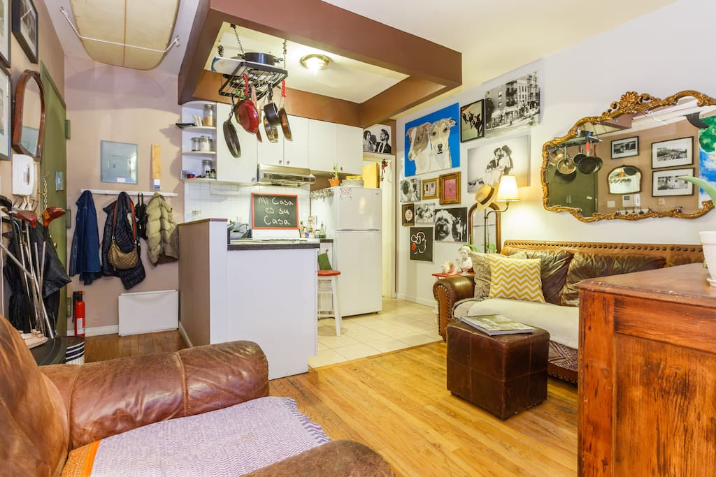 Cozy Lower East Side apartment. - Apartments for Rent in ...