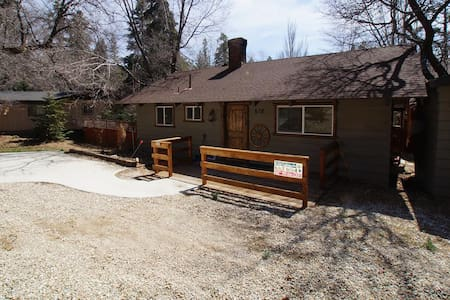 Silver Moon Lodge - Beautifully remodeled! - Big Bear Lake