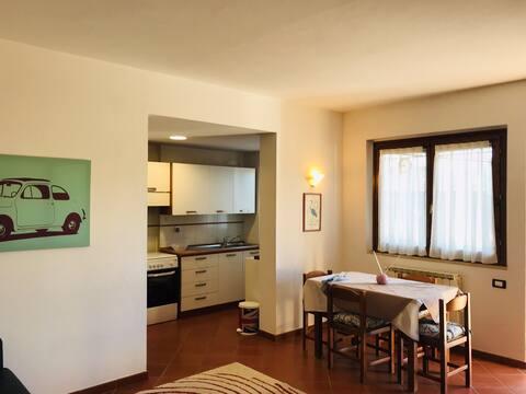 Grazioso appartamento alle porte del Chianti