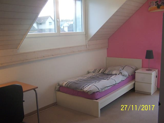 Rooms  in Grafstal (Lindau) - 3rd Guest Room