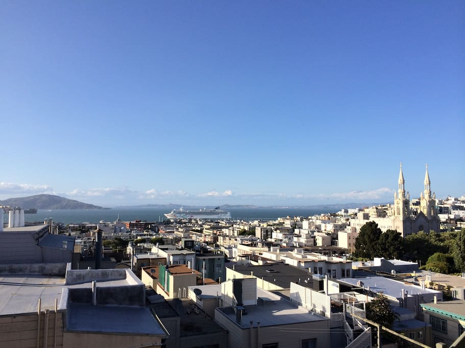 Center North Beach W Stunning Views Apartments For Rent In San Francisco California United