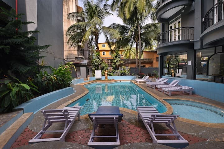 OYO Well-Furnished Townhouse in Goa