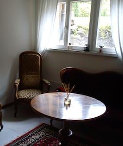 Cozy flat 15 min. away from ZRH City - Rüschlikon