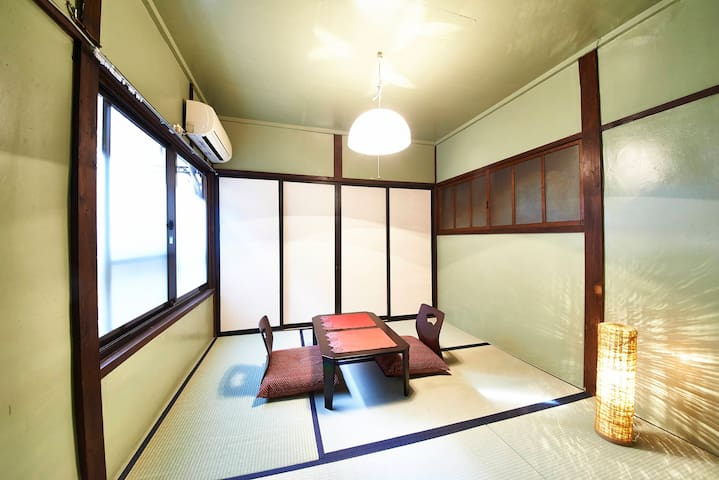 4,Kyoto Kiyomizu Guest House Private Room for 2ppl - Kyōto-shi - Leilighet