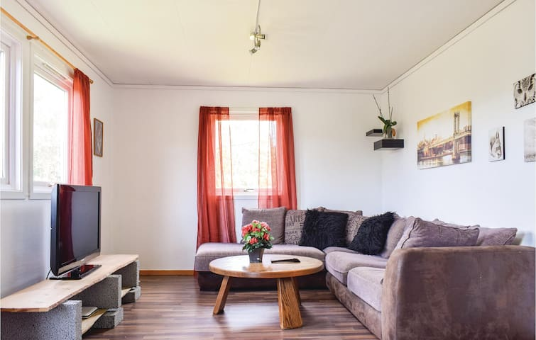 Holiday apartment with 2 bedrooms on 0m² in Lyngdal