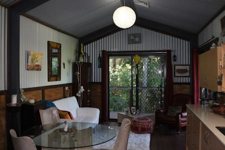 Cabin-s/contained,AirCon,WiFi,Org Brkfst,Sanctuary - Highfields - Cabana