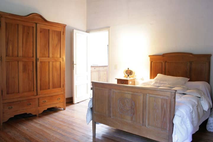 Main suite at Campo Las Liebres