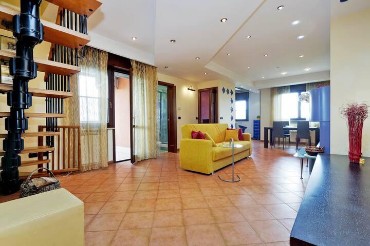 Ponte Galeria Apartment