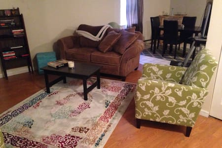Charming 1BR State Capitol, downtwn - Albany - Appartamento