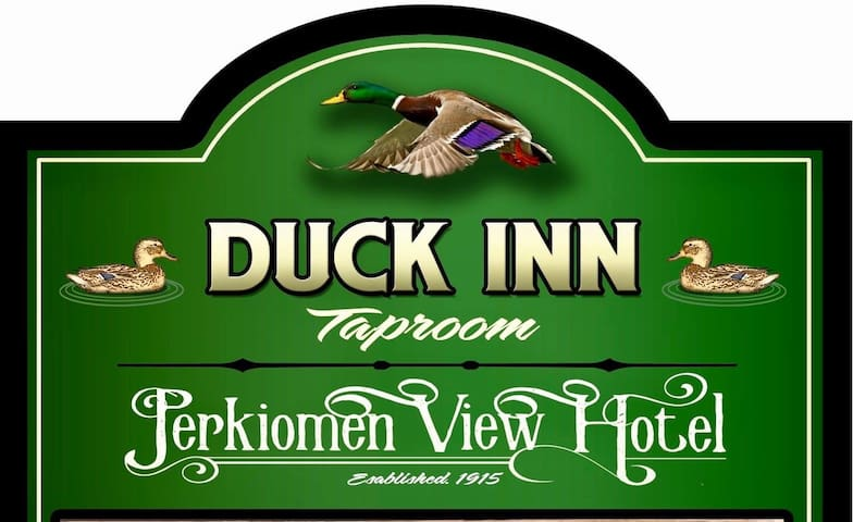 Apartment at the Duck Inn Taproom