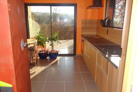 Maison calme et confortable - Causse-et-Diège