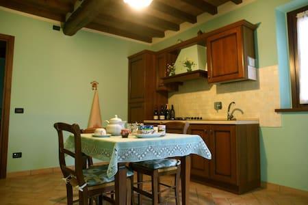 Agriturismo il Brugnolo Veronica apartment - scandiano - Σπίτι