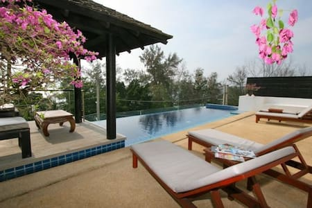 Seaview Pool Villa in Surin Beach - Phuket, Thailand