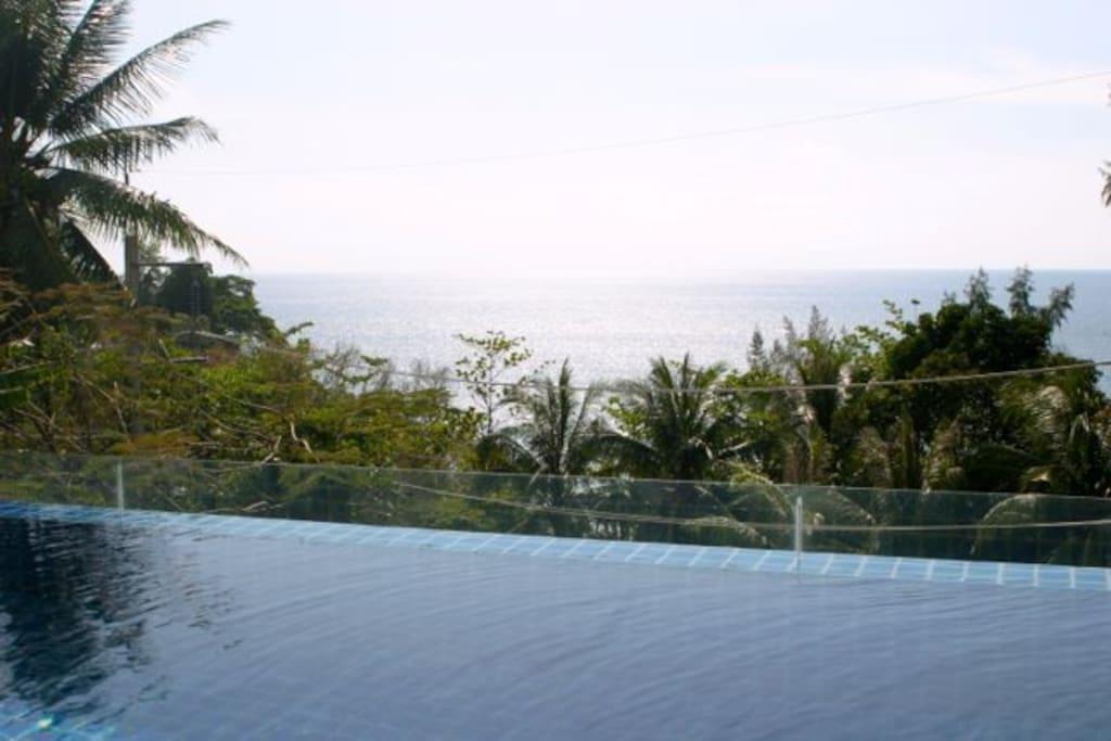 Seaview pool