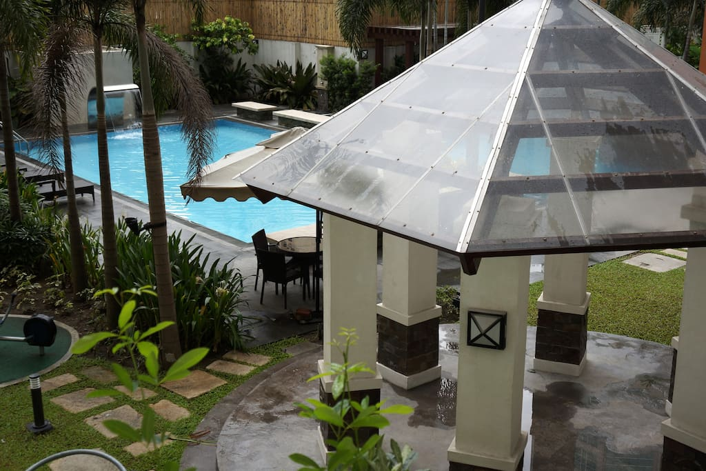 Resort living in the heart of Makati