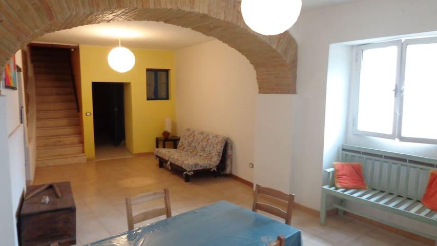 casa nel borgo - Amelia - Apartment
