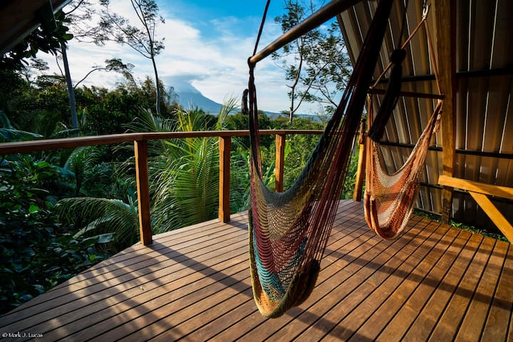Luxury Suite w/Volcano View - Jungle House