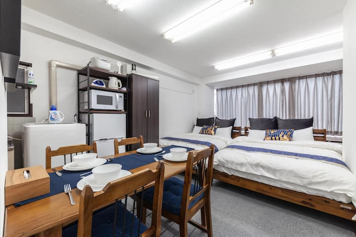 【Monthly stay discount】9 min Sta.-Center of IKEBUKURO Cozy#201