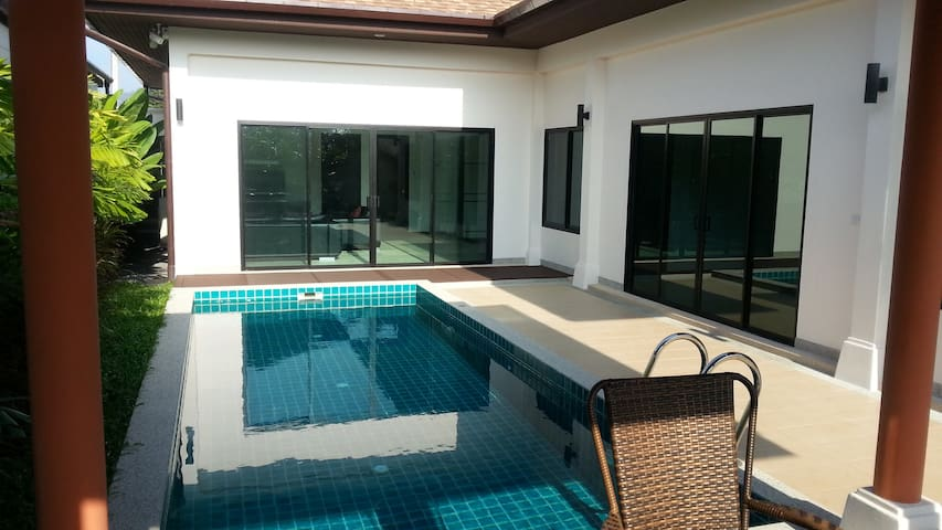 Private Poolvilla  in Rawai - Rawai - Ev
