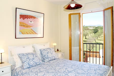 Double bedroom - ideal for cyclists - Santa Maria del Camí - 公寓