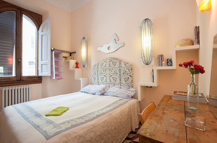 Florence Double Room with Garden