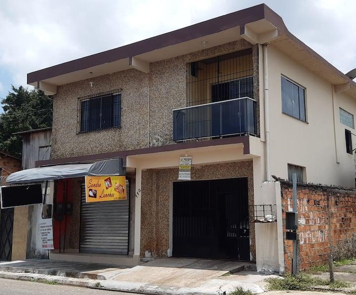 Casa da Família Carvalho - Quarto C