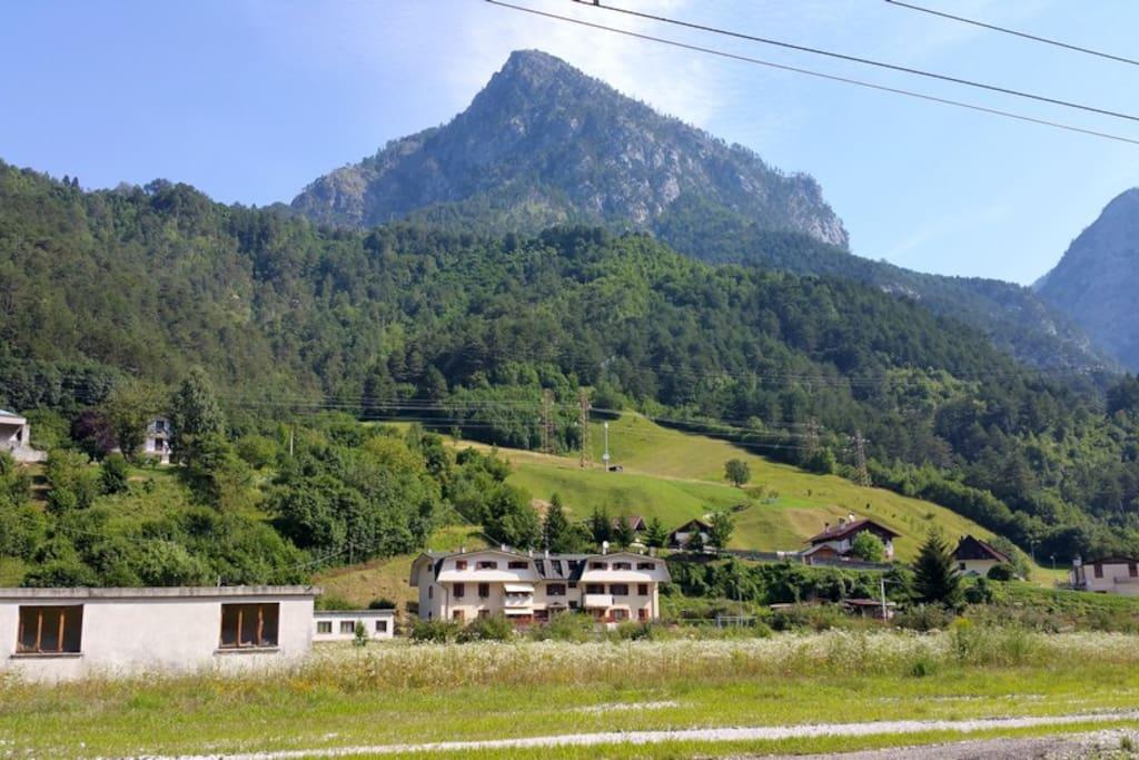 Casa sotto il monte Brisiac 2