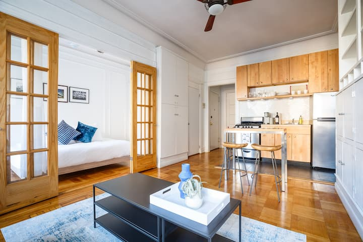 Upper Westside Charming Newly Furnished Apartment