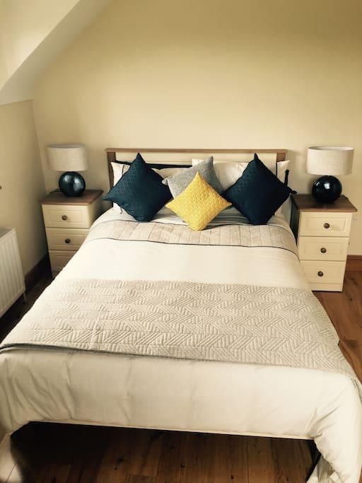 Double Room with Burren View