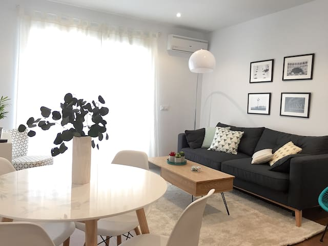 Wonderful flat in city center. 2bedrooms FREEWIFI - Sevilla - Apartmen