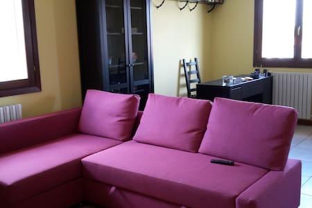 Appartamento Giulia completo 8 posti letto 2 bagni - Ferrara - Apartament