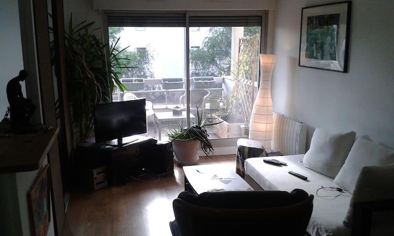 Studio au port de Nogent